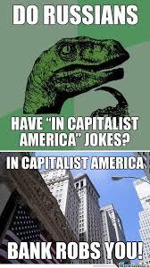 In Soviet Russia Meme - in soviet russia