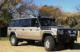 land cruiser toyota bakkie baillies 4x4 conversions
