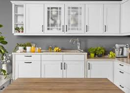 painting mdf kitchen cabinets how to clean white painted cabinets that yellowed