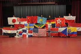 Ceremony Flag 2017 Foxcroft Academy Flag Ceremony Over 20 Nations Represented