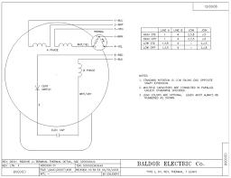 single phase wiring diagram baldor m2513t 230v single phase