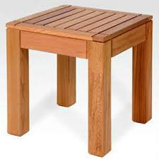 cedar delite western red cedar end table int lacquer finish in