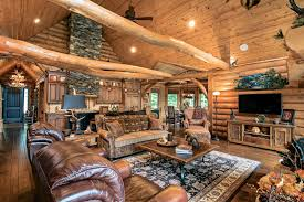 log homes interior 6 to log home great room design
