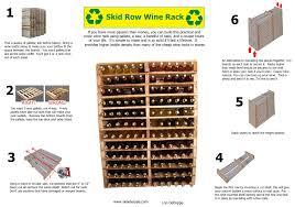 Free Wood Wine Rack Plans by Home Built Wine Rack Plans Plans Diy Free Download Bb Gun Rack