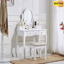 Makeup Tables For Bedrooms Amazon Co Uk Dressing Tables Home U0026 Kitchen
