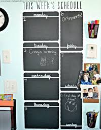 Wall Decor Stickers Walmart by Decorations Diy Room Decor With Chalkboard Paint Vertical Week