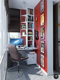 red interior design 5 apartment designs under 500 square feet