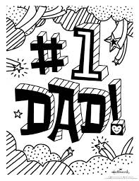 169 Free Printable Father S Day Coloring Pages A Coloring