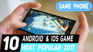 popular android top 10 android ios most popular 2017