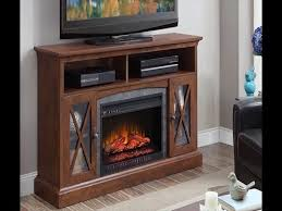 Faux Fireplace Tv Stand - whalen 48