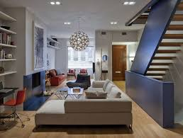 Townhouse Design Ideas Townhouse Interior In New York