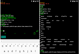 learn android linux command line shell linux cli launcher best android launcher for linux geeks