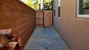 irvine handyman builds gate fence for dog run all in 1 handyman