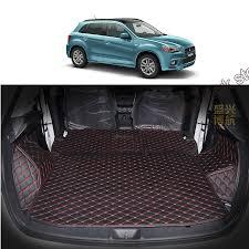 mitsubishi rvr 2012 custom fit car trunk mat cargo mat for mitsubishi asx outlander