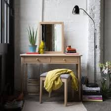 The Brick Vanity Table Scandi Dressing Table Schminkplatz Pinterest Dressing Tables