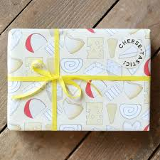 cheese wrapping paper cheese wrapping paper gift wrap for food lover cheesy