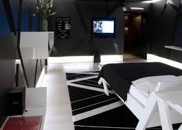 contemporary cool bedroom paint ideas for guys bedrooms to design
