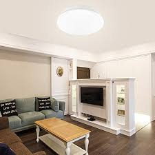 round 40w led ceiling light fixture l bedroom kitchen le 18w 14 inch daylight white led ceiling lights 120w incandescent