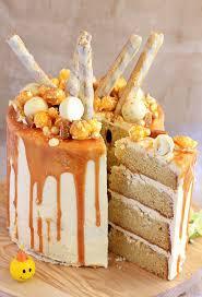vanilla lemon butter cake by sugar salt magic