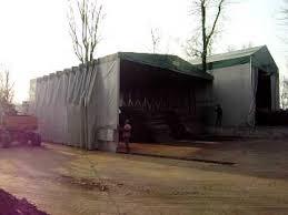 capannone usato kopron apertura capannone