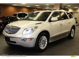 opal car 2008 buick enclave cxl awd in white opal 297771 nysportscars