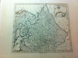 Correct Map Of The World by Thomas Kitchin U0027s U201ca Correct Map Of Europe U201d 1757 If Edward