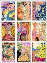 zk horizontal layout 9 best zk art journal pockets ajp images on pinterest pocket
