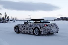 Bmw Z5 Price 2018 Bmw Z5 Spyshots Show Production Rear End For The First Time