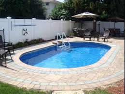 Backyard Design Ideas Small Yards Pool For A Small Yard U2013 Bullyfreeworld Com