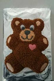teddy bear cake 50 easy make animal cakes for every occasion u2026