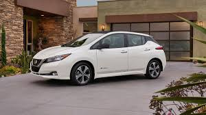 nissan this is the new nissan leaf the verge