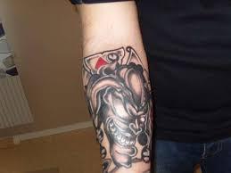 40 wonderful jester tattoos on sleeve