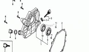 wiring diagram honda gx200