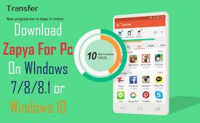 zapya apk free zapya for pc laptop free on windows 10 8 1 7 8 xp mac os