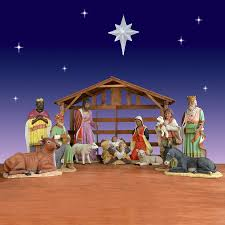 outdoor nativity sets nativity and sets christmas inc