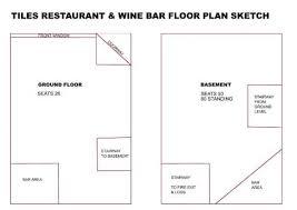 Floor Plan Pdf Floor Plan Pdf Tiles Restaurant And Wine Bar