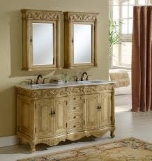 bathrooms design t double sink bathroom vanity tuscany teak