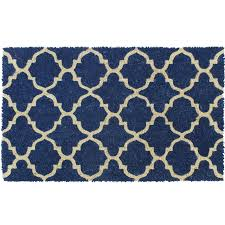 Navy Blue Door Shop Mothers Day Promo Navy Blue Rectangular Door Mat Common 18