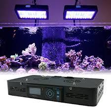Led Aquarium Light Fixtures 16 Programmable Led Aquarium Light Fixture