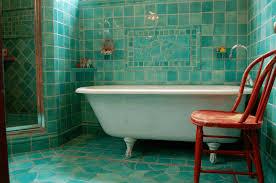 bathroom tile color change