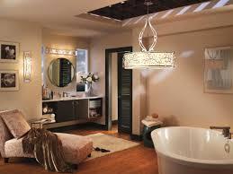 bathroom crystals bathroom lighting over tub for large modern