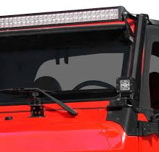 best jeep light bar truck aftermarket parts