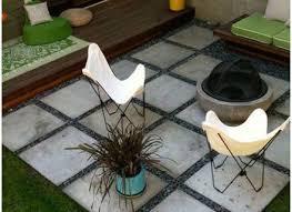 Small Concrete Backyard Ideas Small Concrete Backyard Ideas Backyard Ideas Chicago Stamped