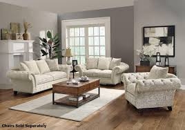 willow beige fabric sofa and loveseat set steal a sofa furniture