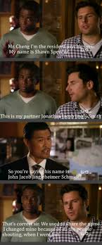 Psych Meme - they did so much for us psych tvs and memes