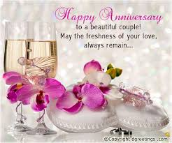 Anniversary Wishes Wedding Sms Happy Anniversary Messages Amp Sms For Marriage Always Wish Happy Anniversary To One Of The Best Couples I Know May God