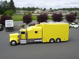 paper truck kenworth race support and recreational truck bodies u2013 trivan truck body