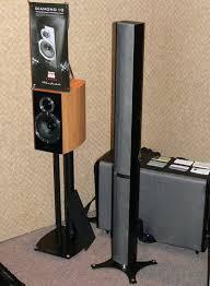 Wharfedale Bookshelf Killer Values High Performance Speaker Systems Seen At Cedia
