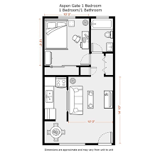 apartment floor plans with dimensions 1 bedroom apartment floor plans amazing of top apartment plans