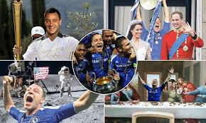 John Terry Meme - john terry looned online after chelsea captain lifted chions